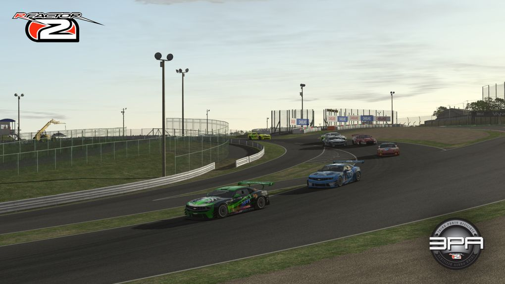 rFactor 2 circuit Matsusaka disponible !