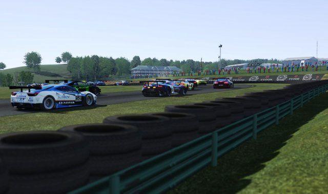 Assetto Corsa circuit Virginia International Raceway 1.0 disponible !