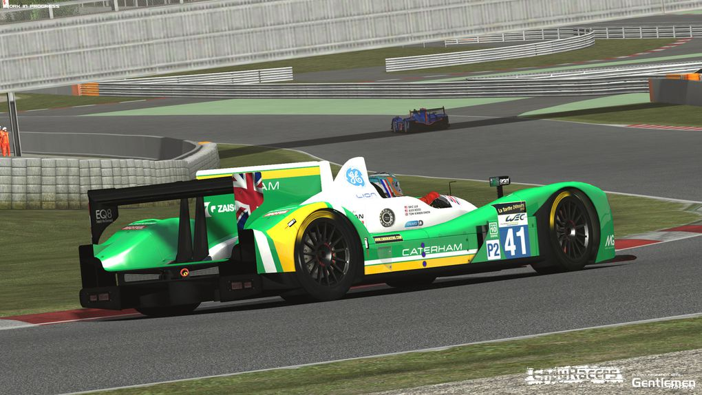 rFactor 2 Mod Endurance Series 1.0 disponible !
