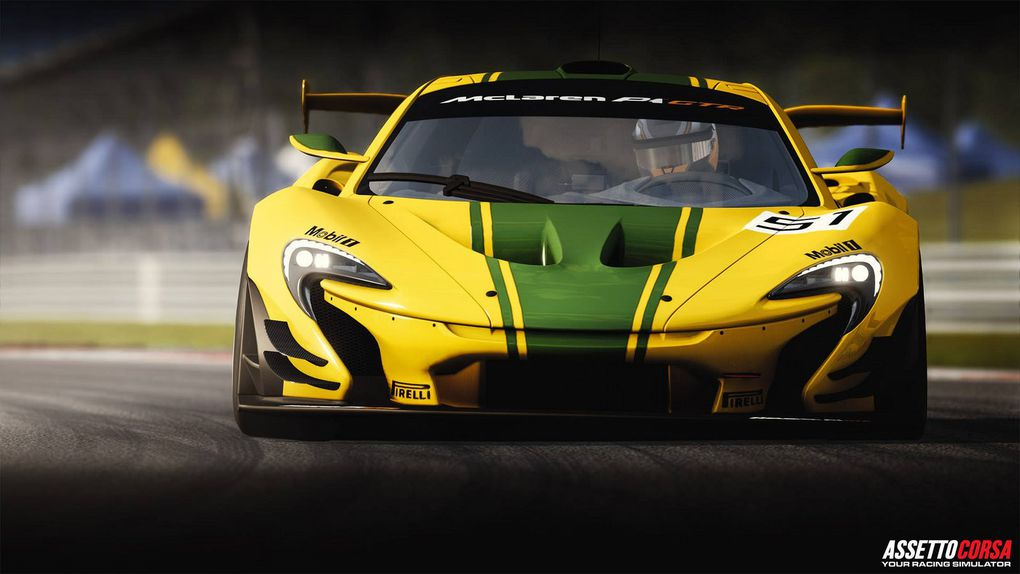 Assetto Corsa : la version 1.14 &amp&#x3B; DLC &quot&#x3B;Ready to Race&quot&#x3B;.