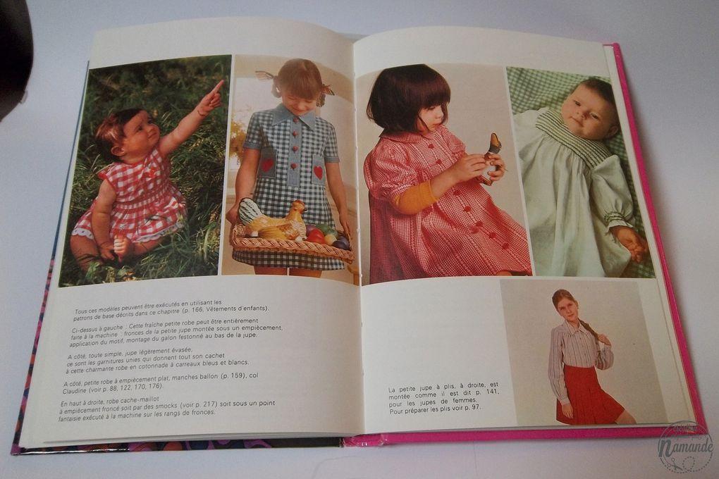 Coupe et Couture chez soi - Hatier - 1972