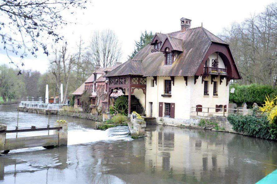 Giverny … Une journée originale , par Alain Dégranges