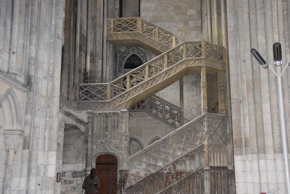 En passant par Rouen...La Cathédrale
