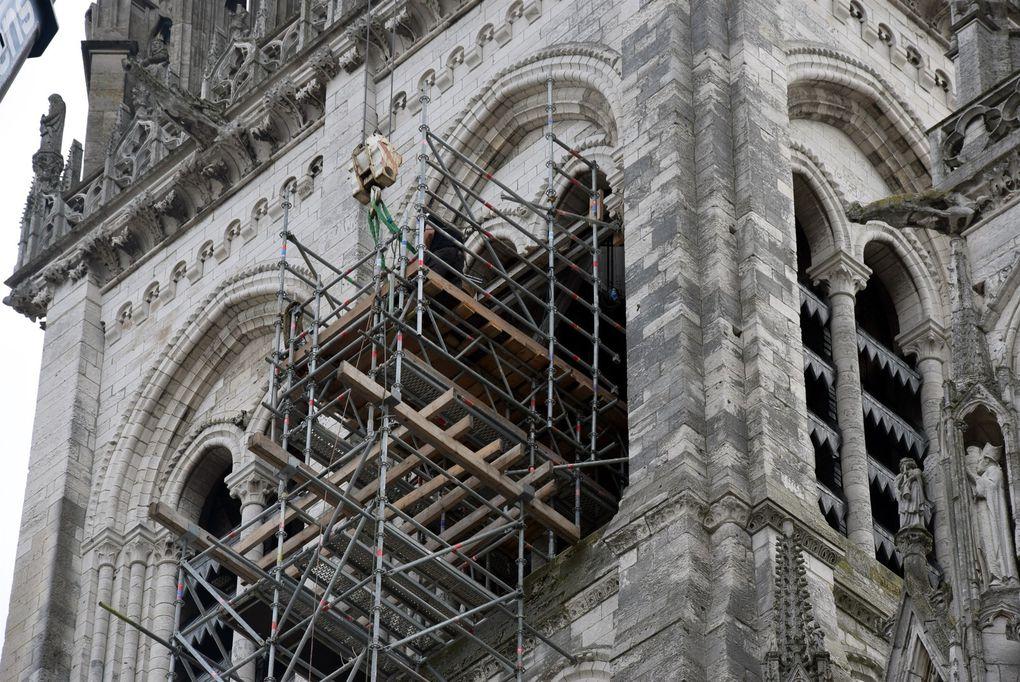 Les nouvelles cloches de Notre-Dame de Rouen