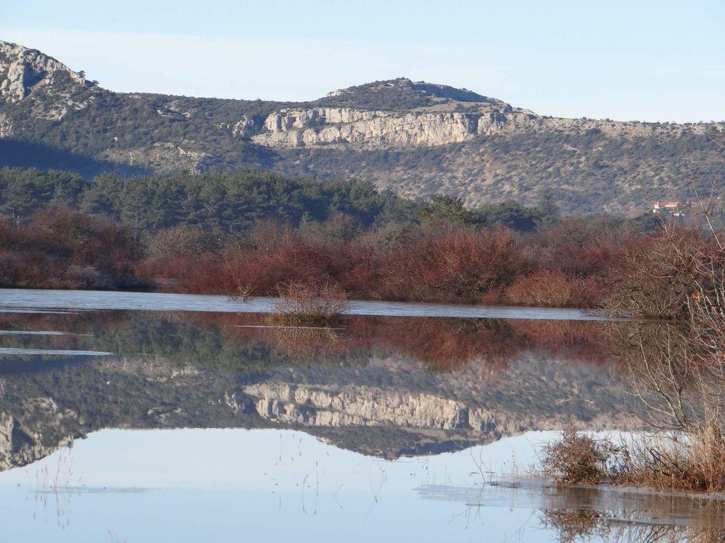 Lac de la Grande Tourne entre le 19 et le 22 janvier 2014