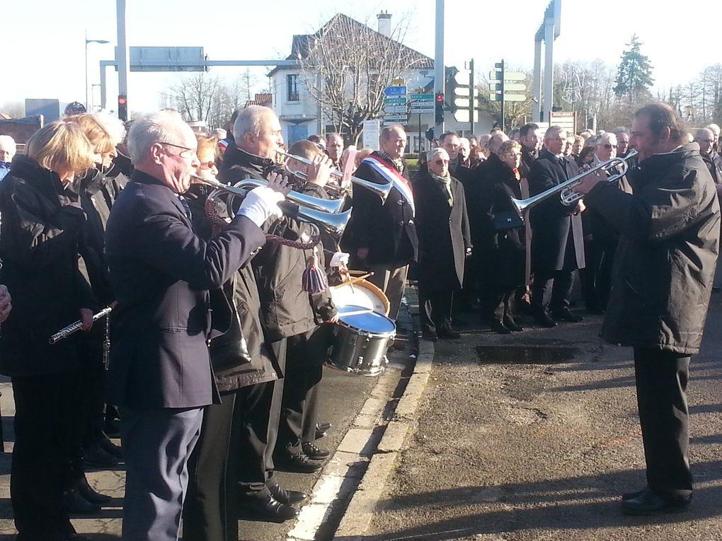 Messe de Sainte Genevieve 24 janvier 2015