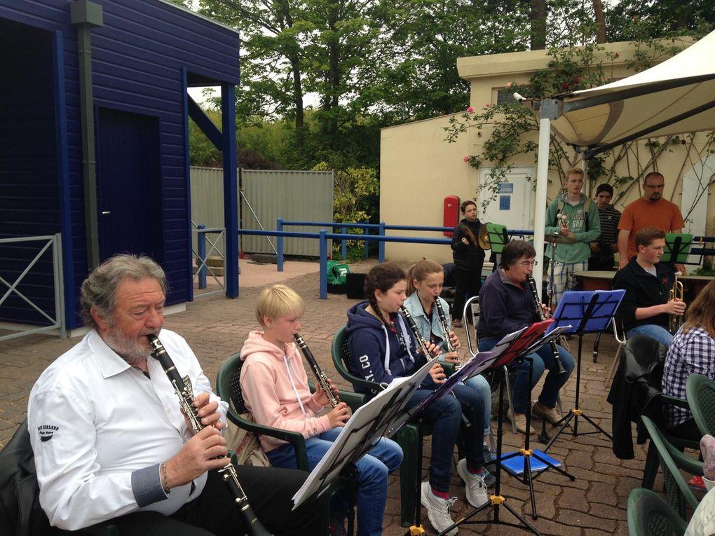 L'Ecole de Musique de Berck sur Mer à Bagatelle