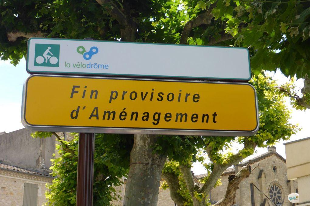 Images du parcours de la Vélodrôme en juin 2014