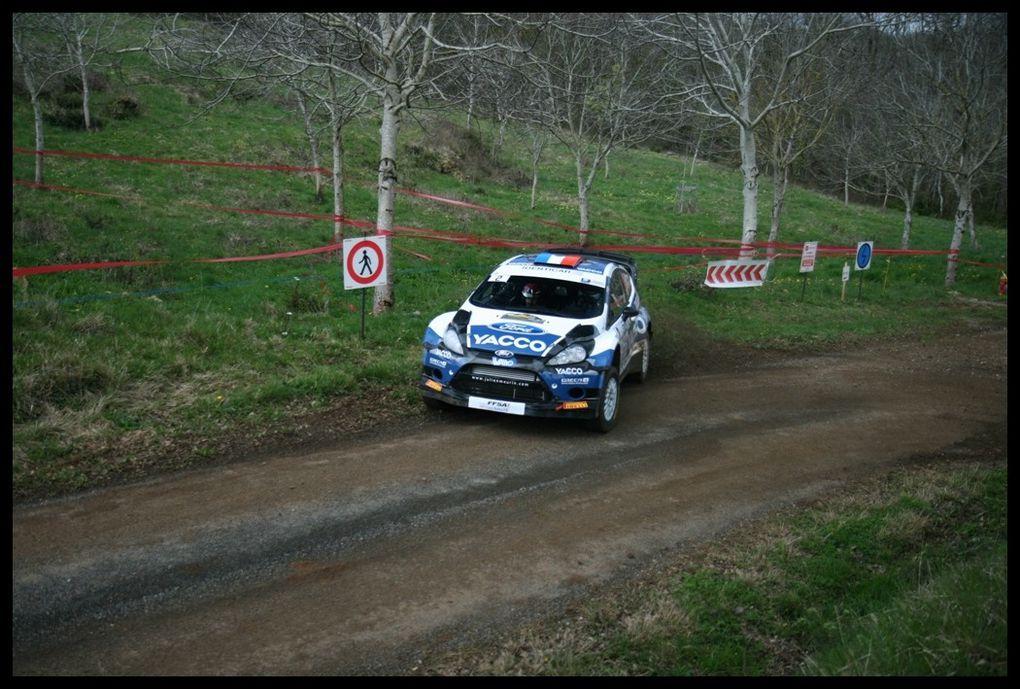 Rallye Terre de Causses 2015