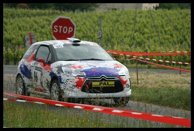 Rallye du Saint Emilion 2015