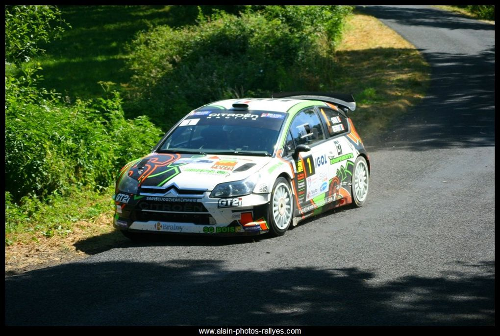 Épreuve comptant pour le championnat de France des rallyes -CFR junior- Opel Adam Cup