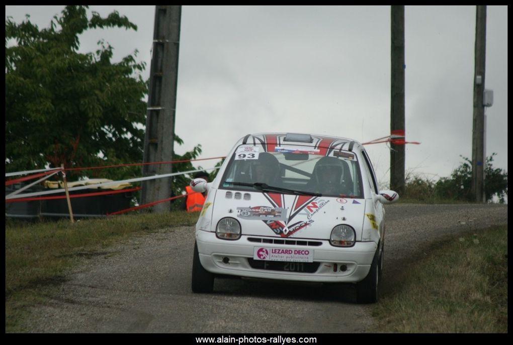 Rallye régional comptant pour la coupe de France 2015 et pour le comité Midi Pyrénées.