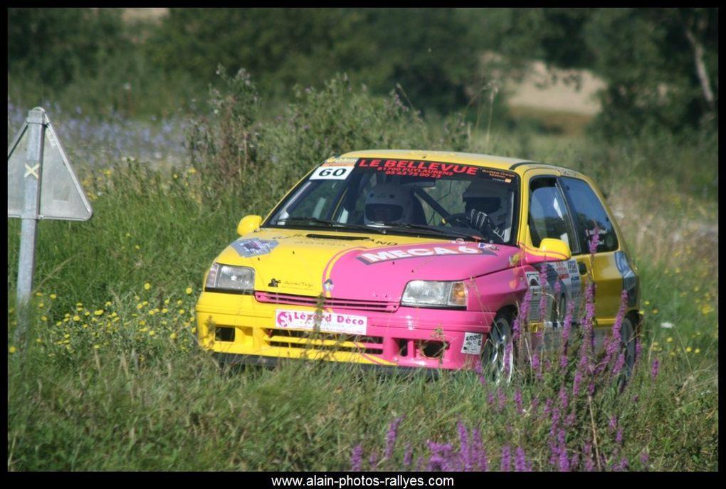 Rallye régional comptant pour la coupe de France des rallyes 2016 et pour le comité Midi Pyrénèe