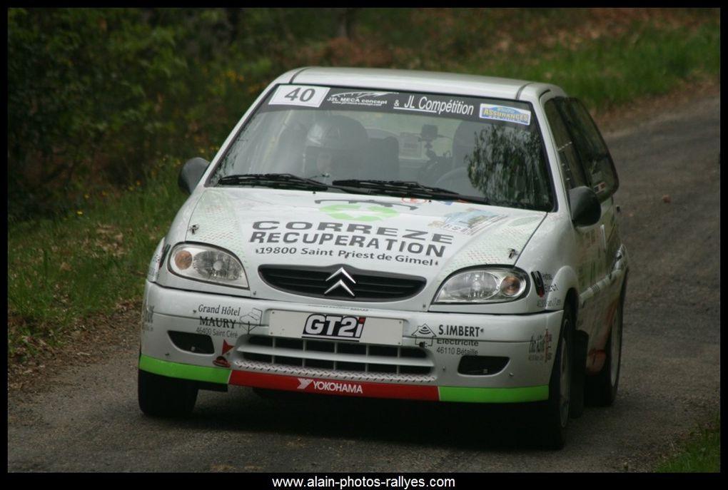 Rallye national des 3 Châteaux 2017