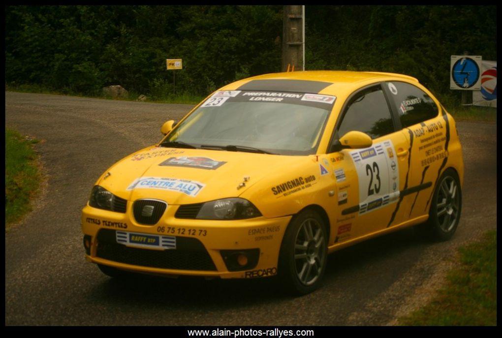 Rallye régional comptant pour la Coupe de France 2017 et pour le comité Midi-Pyrénées.