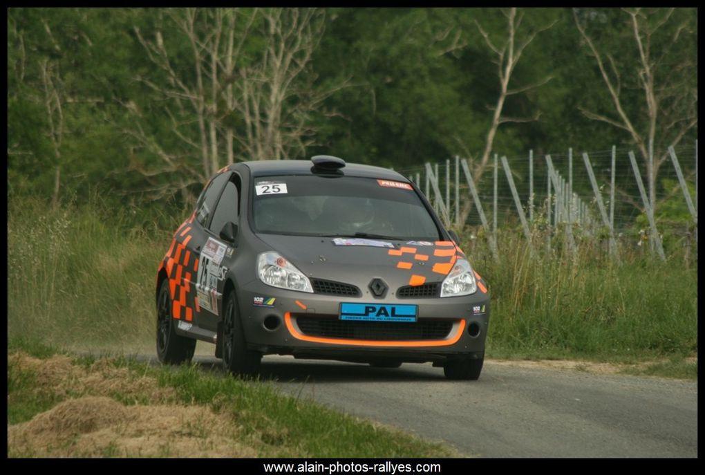 Rallye du Saint Emilion 2017