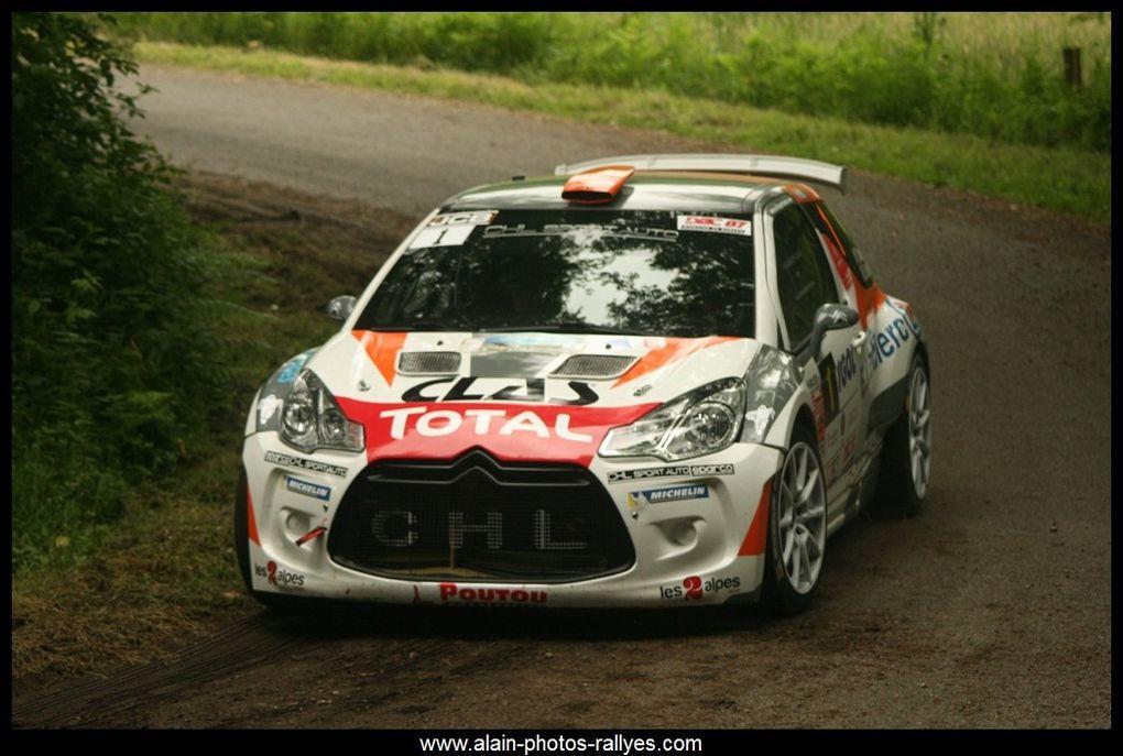 Rallye du Limousin 2017