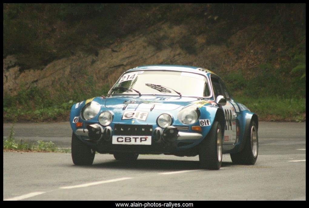 Rallye de la Montagne Noire 2017