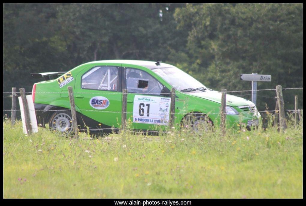 Rallye 24 Dordogne-Périgord 2017