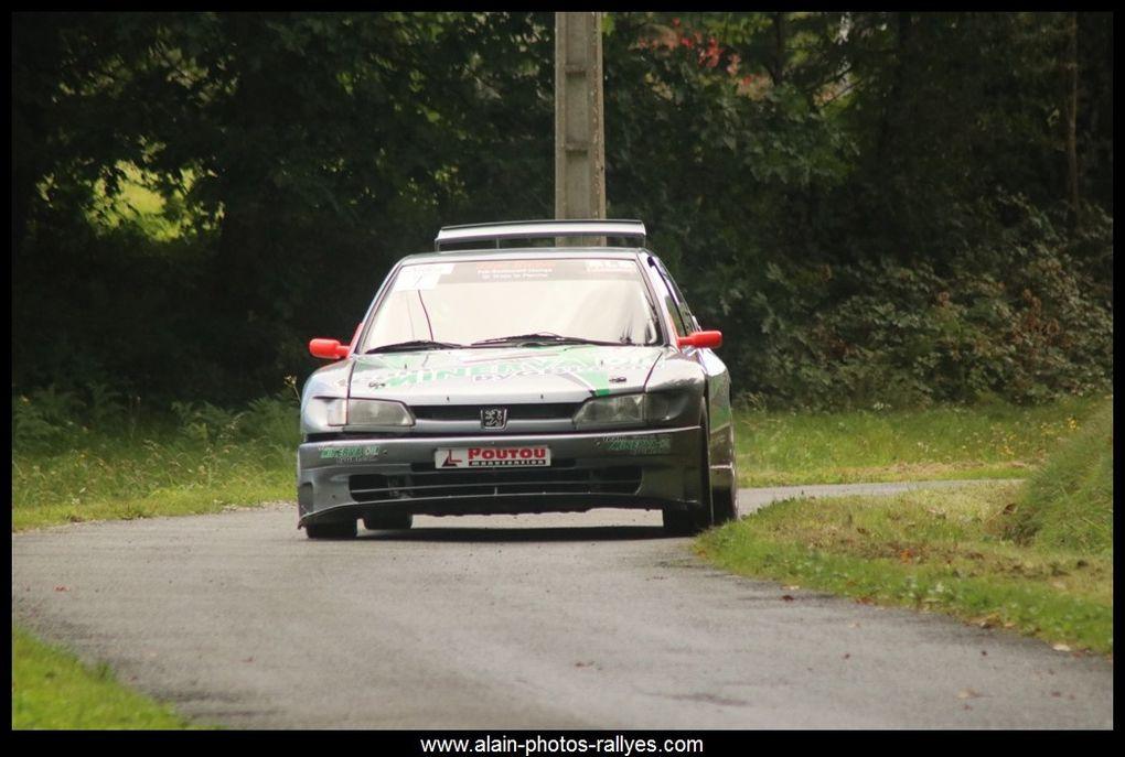 Rallye  Pays de Saint Yrieix 2017