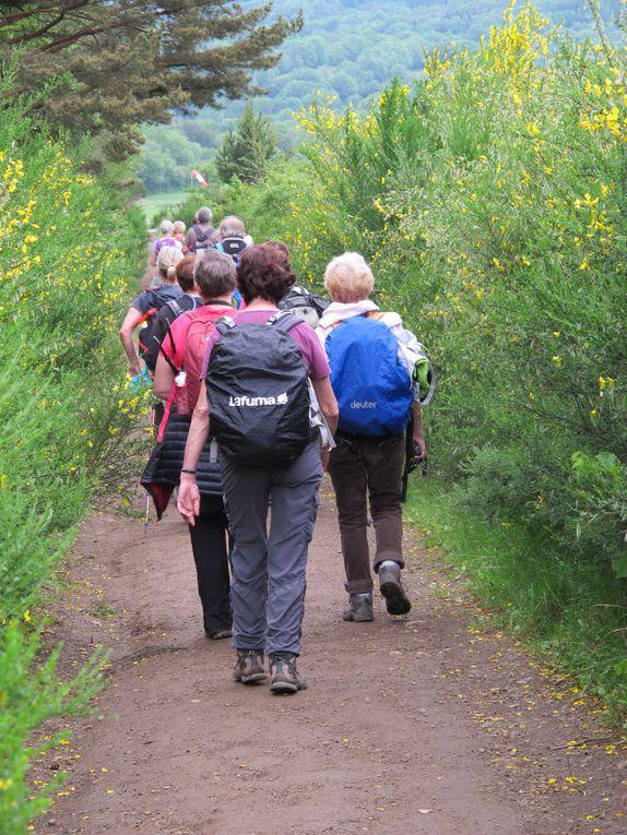 La chaîne des Puys &#x3B; J2 : l'ascension du Puy de Dôme