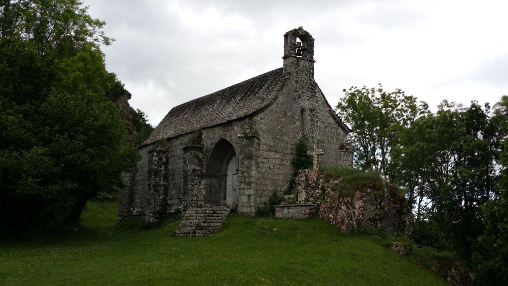 La chapelle de Turlande.
