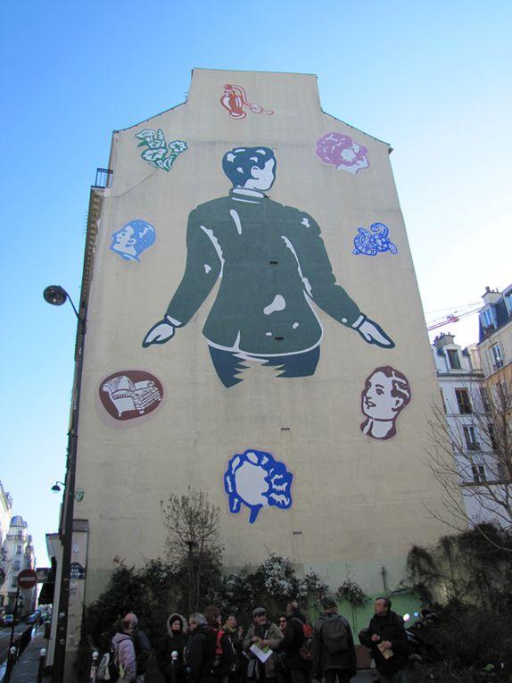 SUR LES BANCS DE PARIS