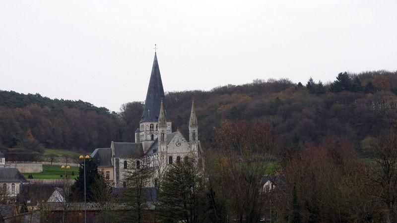De Saint Pierre de Varengeville à Saint Martin de Boscherville (Photos de Daniel)