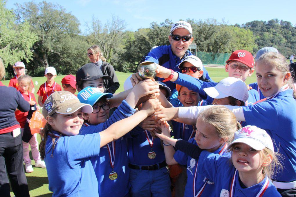 Ryder Kids: Les Alpes Maritimes gardent la coupe