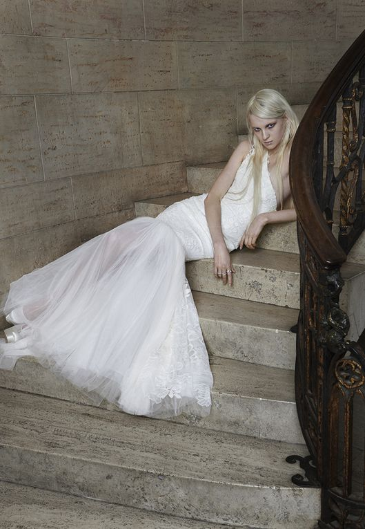 Vestidos de novia Vera Wang, primavera-verano 2015