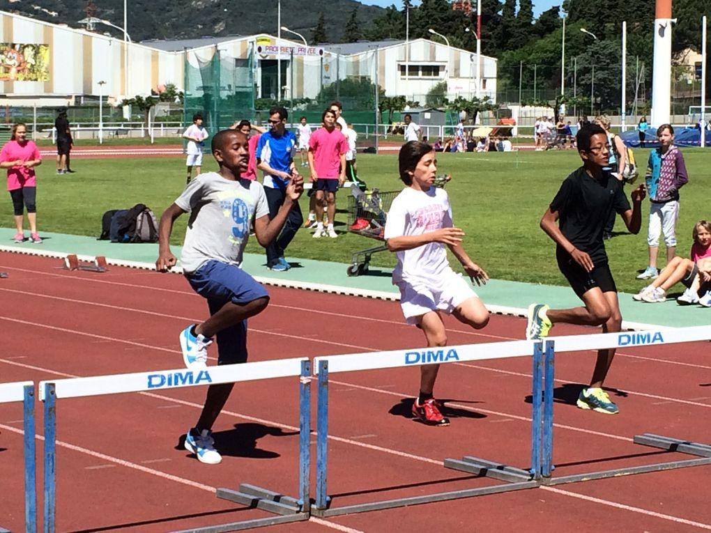 Championnat départementale athlétisme