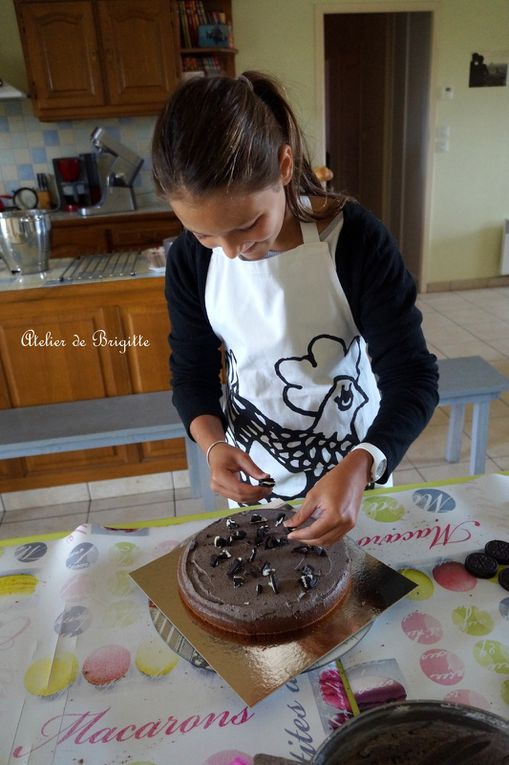 Atelier Layer Cake Oréo