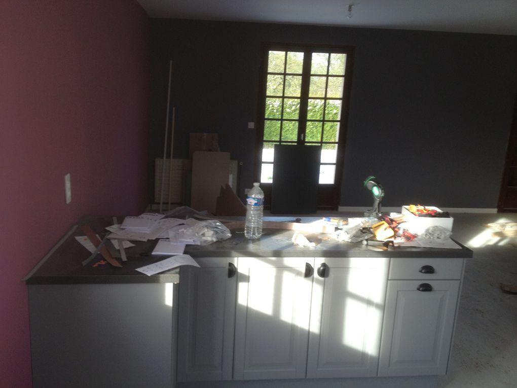 Pose de cuisine meuble salle de bain et tout meuble - Pose de salle de bain ...