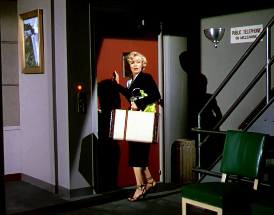 NIAGARA - Henry Hathaway (1953) - Marilyn Monroe - Joseph Cotten - Jean Peters