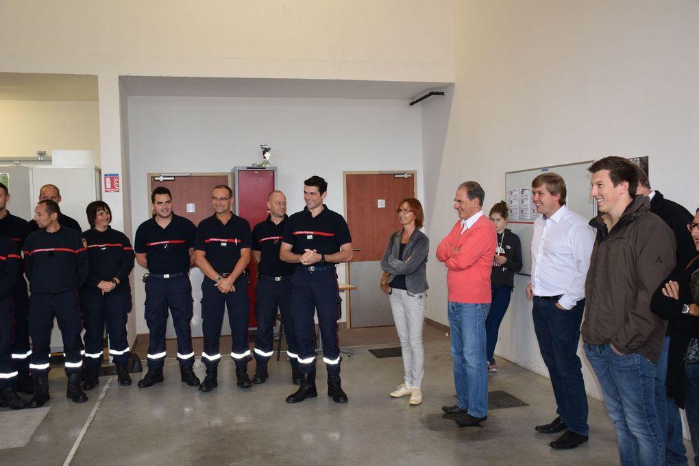 17 et 18 septembre 2016 : FLEURIEU SUR SAONE officialise son partenariat avec LICHTENWALD.