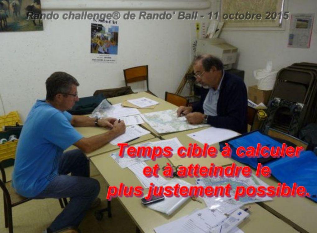 Rappel -  Le Rando Challenge, c'est dimanche !