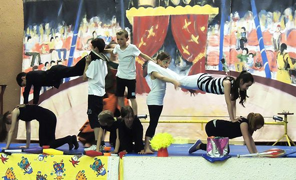 Le 1er gala de cirque a enchanté petits et grands!