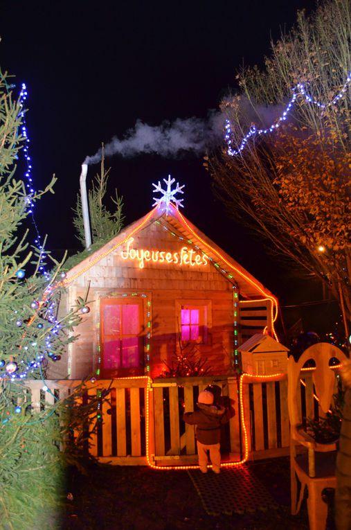 2014 illumination du sapin noël