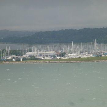Cargos divers et les marinas de Portsmouth