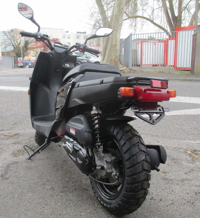 Scooter TNT 50 Fastino