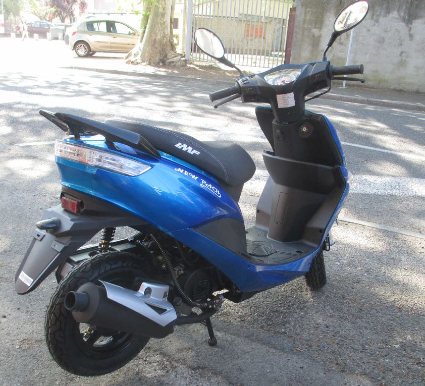 Scooter IMF New Pach