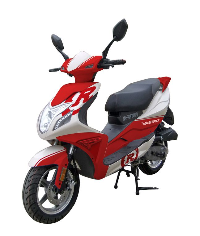 VENDU - Scooter Vastro Furtif - 750 euros - 2012 - 1760 km