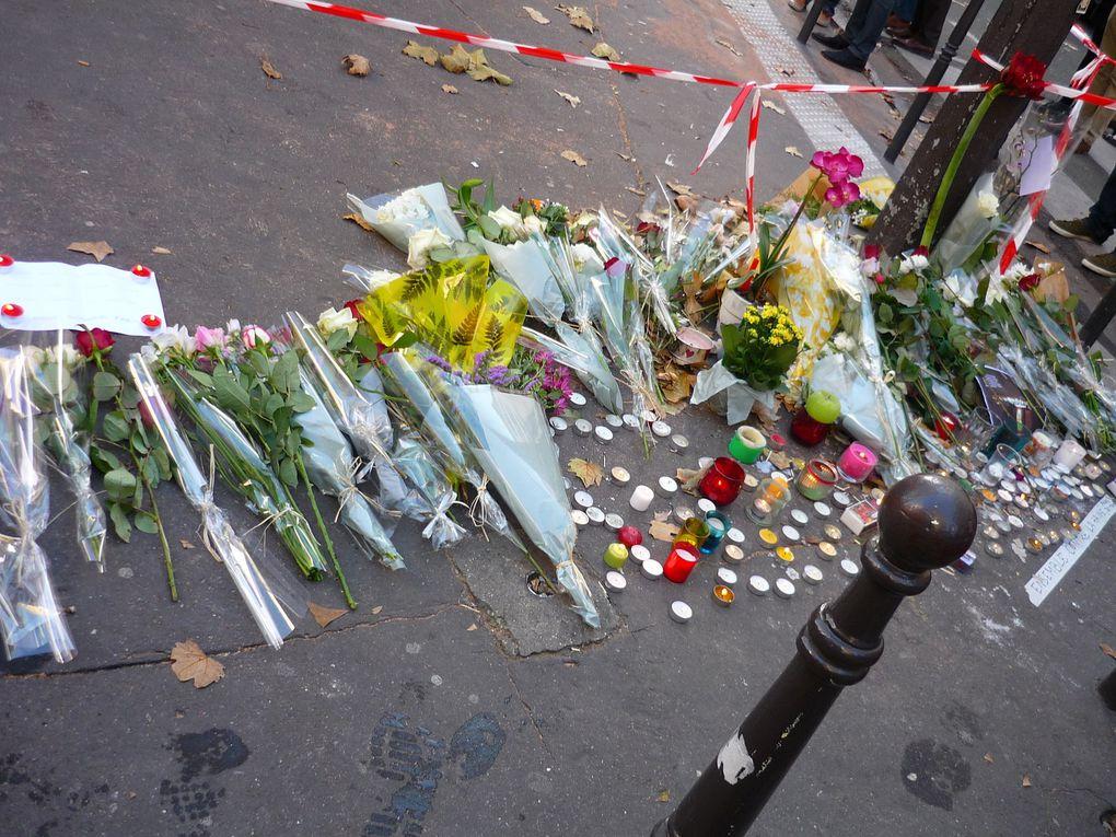 12 h rue de la fontaine au roi - A la bonne bière, Lavatronic et Casa nostra - 5 personnes tuées et 8 blessées