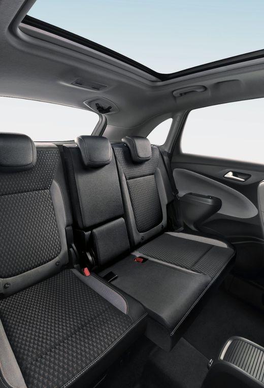 Opel dévoile son nouveau Crossland X