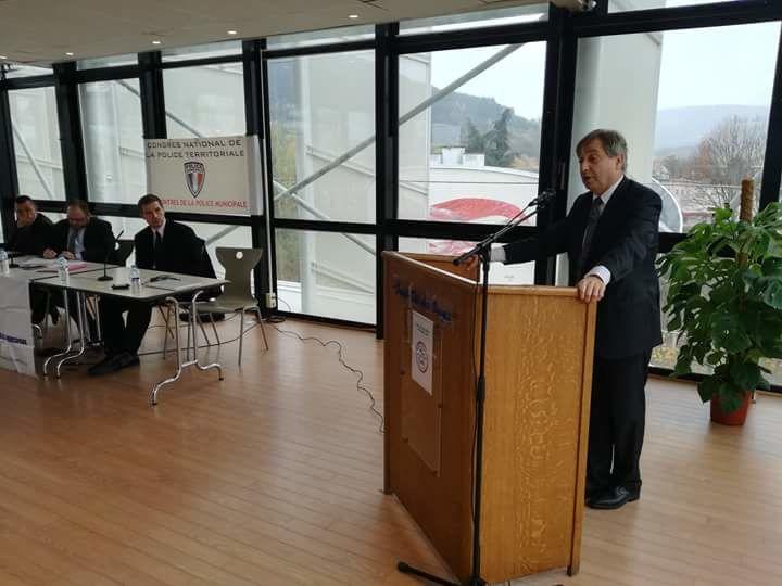 Compte-rendu du Congrès SDPM du 18/11/2016 à Saint-Dié-Des-Voges avec la participation de François GROSDIDIER