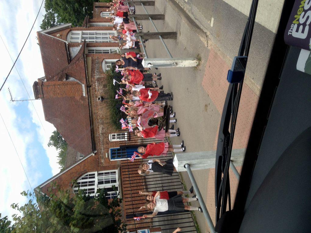 Quelques photos supplémentaires de l'Angleterre !