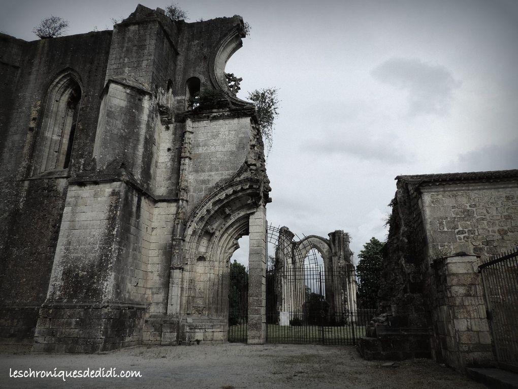 L'abbaye de La Couronne
