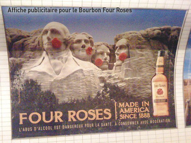 Les bustes du Mont Rushmore utilisées ou détournées dans les médias