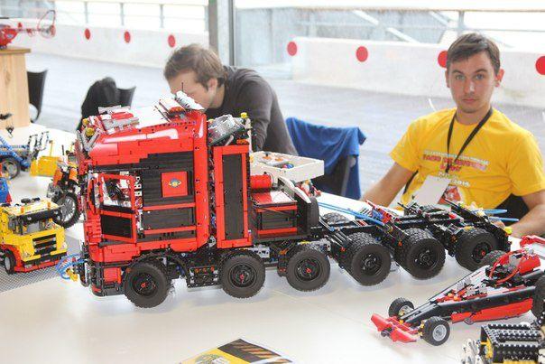 Tous fous de LEGO!