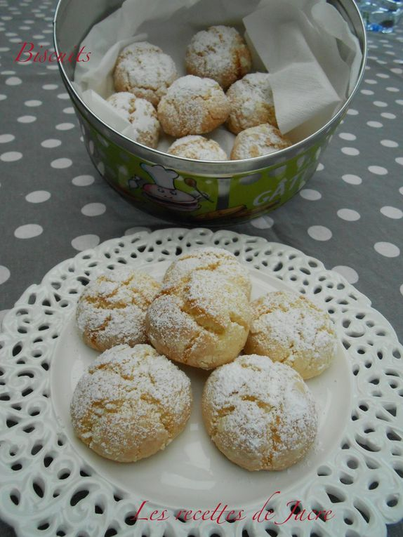 Biscuits tendres au citron/biscotti morbidi al limone